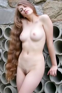 Amateur 18 yo Polena