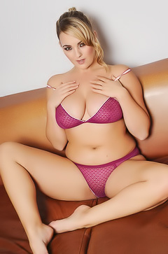 Nude chubby Jodie Gasson