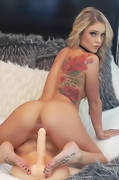 Kali Rose riding toy