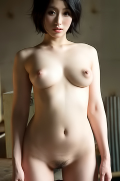 Sana Imanaga - hot naked asian babe