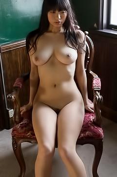 Asian boobed slut Matsuri Kiri