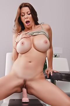 Alexis Fawx - Dildo Or Dick?