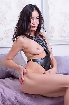 Horny Asian Slut Rusya