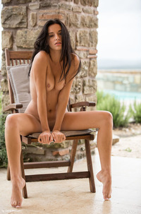 Naked Elite Babe Sasha C.