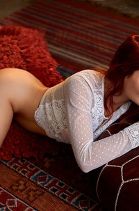 Stunning Redhead Pussy Lacy Lennon