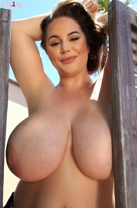 Holly Garner - Giant Boobs Paradise