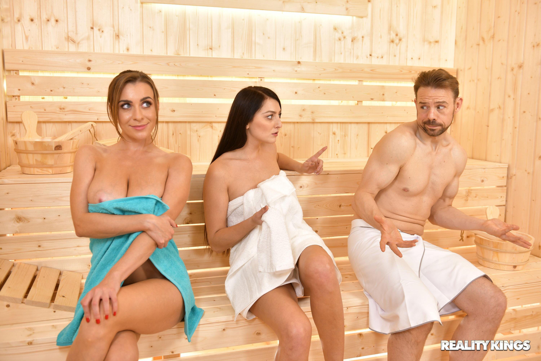 Sauna reality kings Sauna Reality