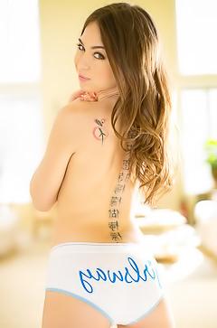 Riley reid tattoo