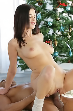 Nikky Perry Christmas Porn