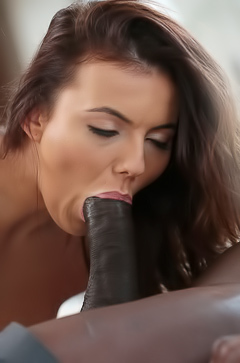 Big black dick for Vanessa Decker