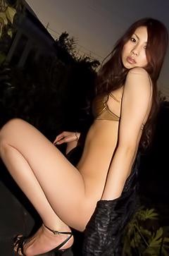 Saori Shinohara  nackt