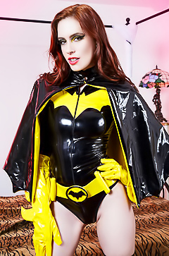 Dirty batman girlfriend Anna Deville