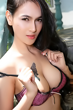 Asian Babe Ginny