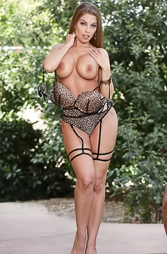 Britney Amber Is Absolutely A Superstar