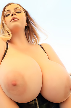 Holly Garner And Her Giant 34J Boobs