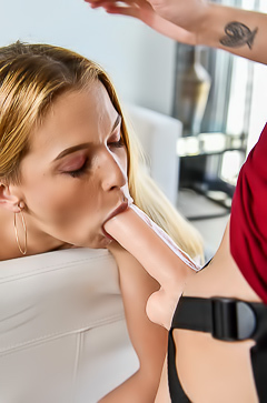 Natasha Starr Strap On Fuck