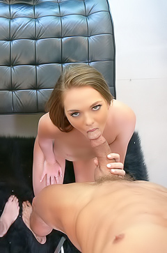 Sami White and Joey White Twin Creampies