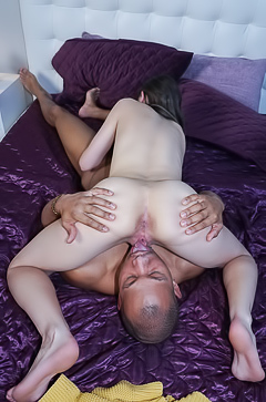 Aften Opal Gets Black Dick Pleasure