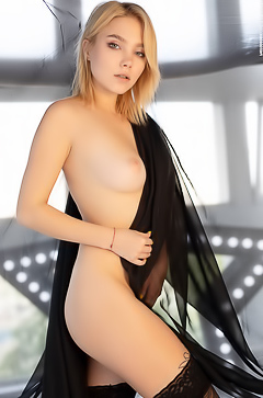Beautiful Blonde Sandy