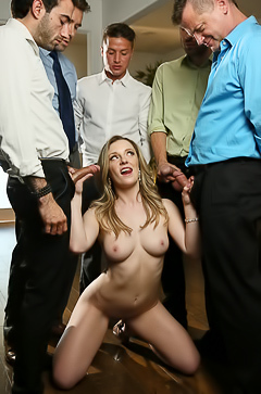 Kate Fantasizes About Strangers Cocks