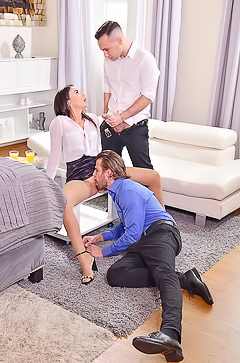 Alyssia Kent Hot And Hardcore Office Sex