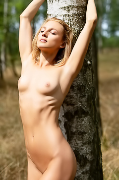 Julia is one hell of a hot country girl who loves being naked