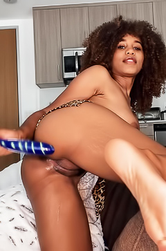 Ebony Girl Jenna Foxx - Xxx Webcam