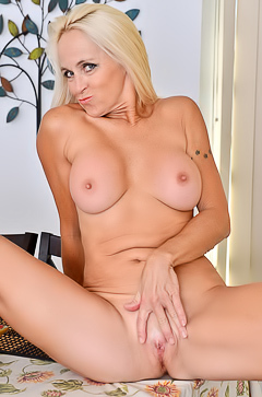 Dani Dare Strips Nude And Shows Her Big Boobies