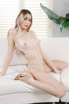 Hot And Naked Angel Delilah Day