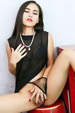 Hot Asian Babe Lemon