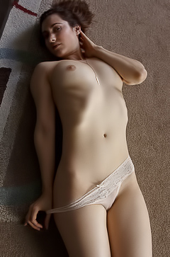 Nackt Tiffany Daniels  Betty by