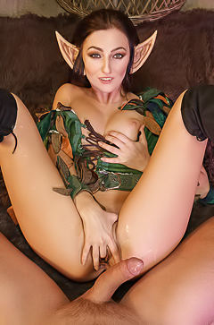 Katy Rose In World Of Warcraft A XXX Parody