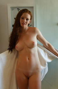 Busty And Amateur Wendy Patton Taking Shower